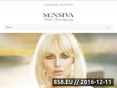 Miniaturka domeny www.sensiva.pl