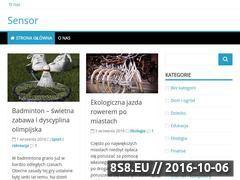 Miniaturka domeny www.sensor.org.pl