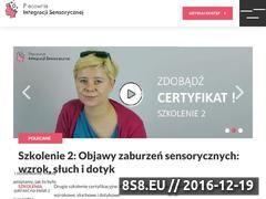 Miniaturka Centrum terapii i edukacji Sensorynka Lublin (sensorynka.pl)