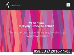 Miniaturka domeny sentido.pl