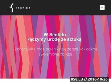 Zrzut strony Medycyna estetyczna Wrocław