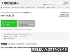 Miniaturka domeny www.seo-audyt.pl