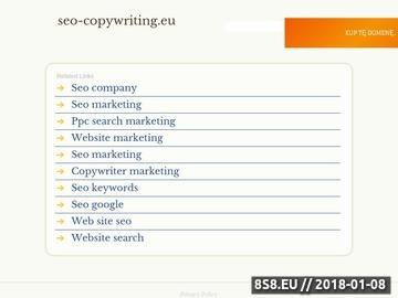 Zrzut strony Seo-copywriting
