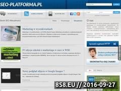 Miniaturka domeny www.seo-platforma.pl