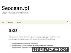 Miniaturka domeny www.seocean.pl
