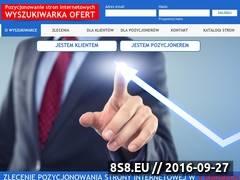 Miniaturka Pozycjonowanie stron internetowych (www.seocomplex.pl)