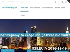 Miniaturka domeny www.seowebdesign.pl