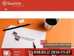 Miniaturka domeny www.septsite.vizz.pl