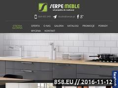 Miniaturka domeny www.serpe.pl