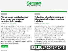 Miniaturka domeny serpstat.pl