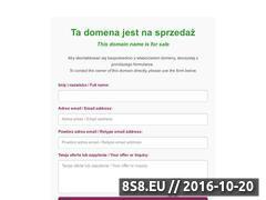 Miniaturka domeny www.serwerowo.pl