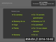 Miniaturka domeny serwerycs.eu