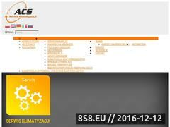 Miniaturka domeny www.serwis-klimatyzacji.com.pl
