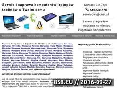 Miniaturka domeny www.serwis-komputerowy-it.pl