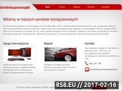 Miniaturka domeny www.serwis-komputerowy24.pl