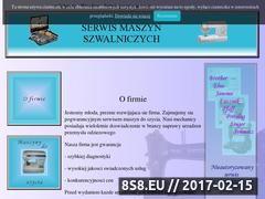 Miniaturka domeny serwis-maszyn-do-szycia.pl