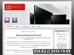 Miniaturka Naprawa telewizorów Warszawa (serwis-telewizorow.pl)