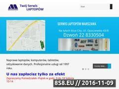 Miniaturka domeny serwis.megaserwis.com.pl
