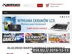 Miniaturka domeny www.serwis.skantech.com.pl