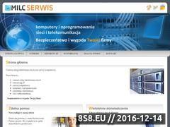 Miniaturka domeny serwis.skawina.net