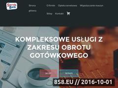 Miniaturka domeny serwisbank.pl