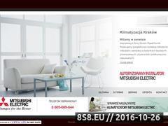 Miniaturka domeny www.serwisklimy.pl