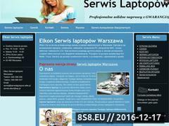 Miniaturka domeny serwislaptopow.w8w.pl