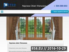 Miniaturka domeny www.serwismeteo.pl