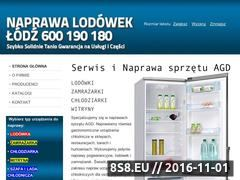 Miniaturka domeny www.serwisnaprawa.pl
