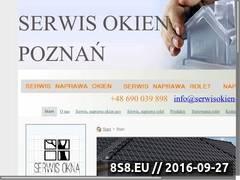 Miniaturka domeny serwisokien-poznan.pl