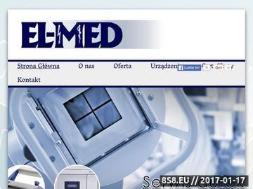 Zrzut strony Naprawa autoklawów EL-MED