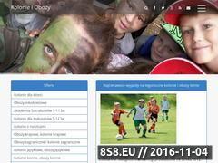 Miniaturka domeny www.serwiswakacyjny.com