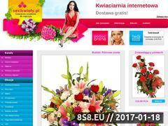 Miniaturka domeny www.sexikwiaty.pl