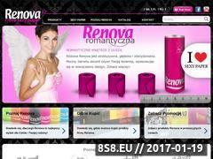 Miniaturka domeny sexypaper24.pl