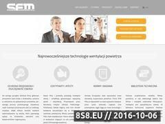 Miniaturka domeny www.sfm.pl
