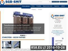 Miniaturka domeny www.sgb-smit.pl