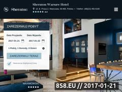 Miniaturka domeny sheraton.pl