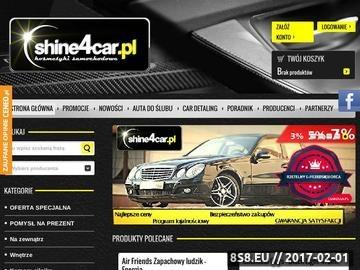 Zrzut strony Kosmetyki samochodowe i akcesoria samochodowe, car detailing