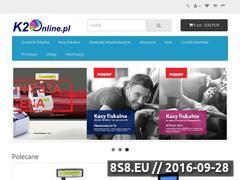Miniaturka domeny shop.k2online.pl
