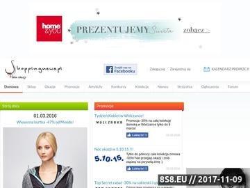 Zrzut strony Promocje