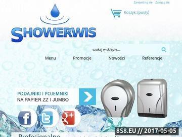 Zrzut strony Wyposażenie łazienek - Showerwis