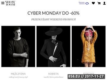 Zrzut strony Odzież damska, męska i dziecięca od polskich projektantów mody