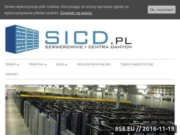 Zrzut strony Serwerownie i centra danych - blog o tematyce data center - praktyka