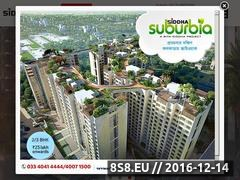 Thumbnail of Real estate developer in Kolkata Website