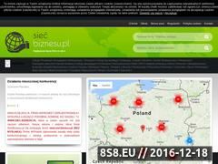 Miniaturka domeny siecbiznesu.pl