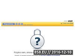 Miniaturka domeny www.siedliskozacisze.republika.pl
