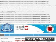 Miniaturka domeny www.siegnijpopomoc.pl