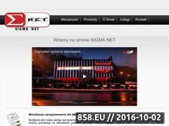 Miniaturka domeny sigma.net.pl
