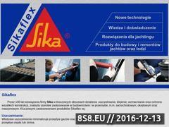 Miniaturka domeny sikaflex.com.pl