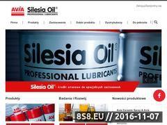 Miniaturka domeny silesia-oil.com.pl